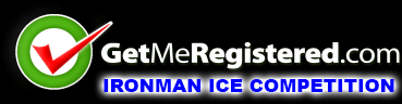 Ironman Ice Registration